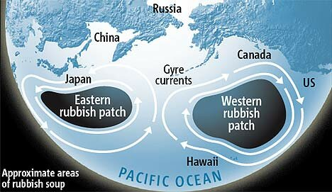 Tsunamis and Hurricanes in the Pacific Ocean